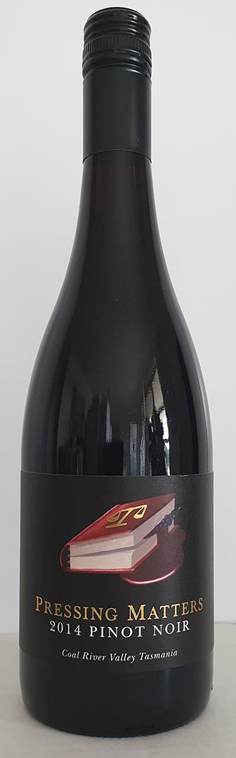 2014 Pressing Matters Pinot Noir (Test)
