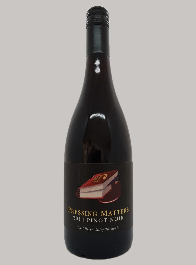 2014 Pressing Matters Pinot Noir $56